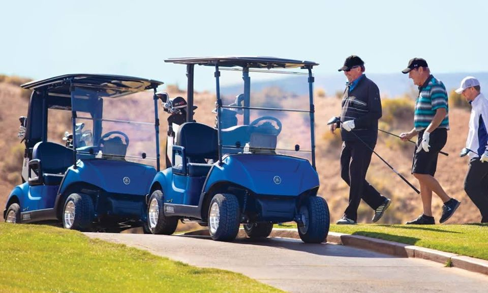Yamaha Electric Golf Cart in India