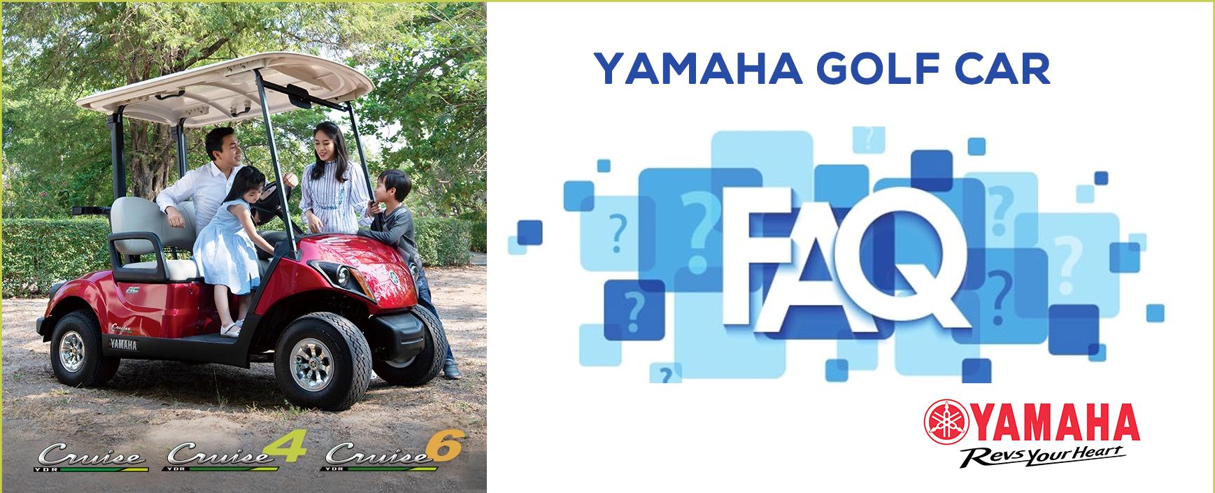 Yamaha Golfcar FAQ