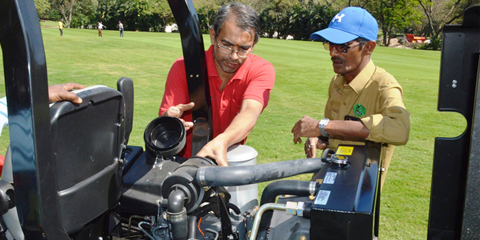 yamaha-training-for-golf-course-operator