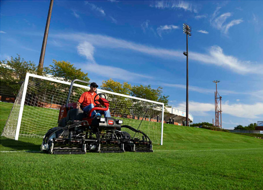 toro-reel-master-3555-at-sports-ground-management-in-india