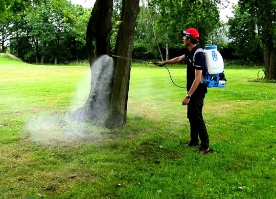 maruyama-backpack-sprayer-ms0735w-for-sports-field-in-india
